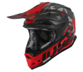 Casco Just 1 j32 Swat Camo Fluo Red Mat