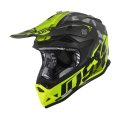 Casco Just 1 j32 Swat Camo Fluo
