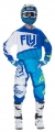 Completo FLY RACING F16 BLU 2017 Offroad Cross