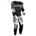 Completo MOOSE RACING Qualifier white/Black