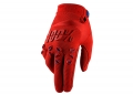Guanto 100% AIRMATIC RED