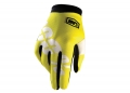 Guanto 100% ITRACK YELLOW FLUO