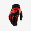 Guanto 100% AIRMATIC BLACK-RED