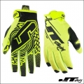 Guanto JT Racing Hyperlite Neon Yellow