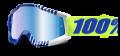 Occhiali/Mascherina 100% ACCURI SUNDANCE IRIDIUM doppia lente
