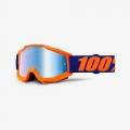 Occhiali/Mascherina 100% ACCURI ORIGAMI IRIDIUM doppia lente