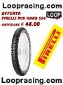 Pirelli MID HARD 554 Anteriore  80/100-21