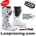 STIVALE CROSS ENDURO FORMA NEW TERRAIN TX BIANCO