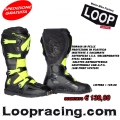 STIVALE CROSS ENDURO FORMA NEW TERRAIN EVO NERO/GIALLO FLUO