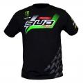 tee shirt BUD RACING - MONSTER