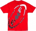 tee shirt FMF Comb Red