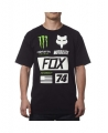 tee shirt FOX - MONSTER -PROCIRCUIT